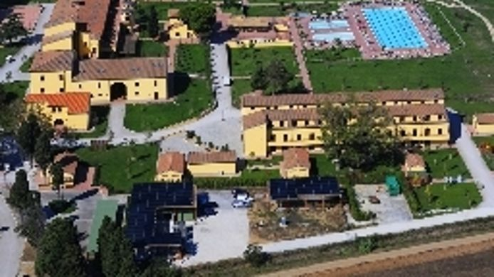Buitenaanzicht Poggio all'Agnello Country & Beach Residential Resort