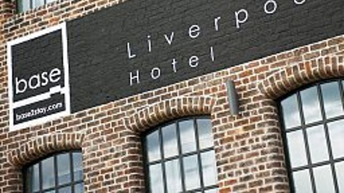 Buitenaanzicht The Nadler Liverpool