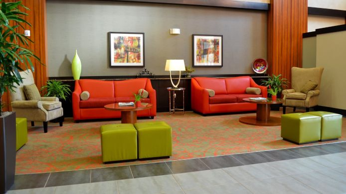 Buitenaanzicht Holiday Inn Hotel & Suites HOUSTON WEST - WESTWAY PARK