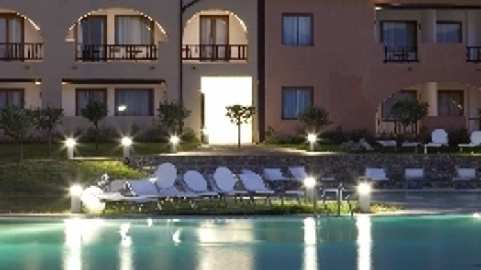 Exterior view Borgo di Fiuzzi Resort & SPA