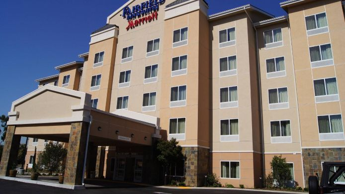 Exterior view Fairfield Inn & Suites Los Angeles West Covina