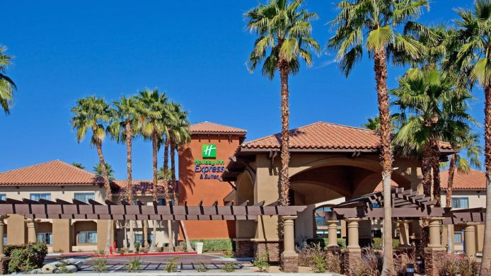 Exterior view Holiday Inn Express & Suites RANCHO MIRAGE - PALM SPGS AREA