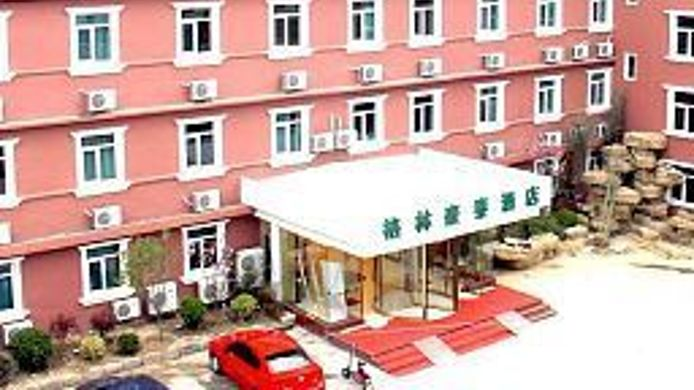 Exterior view Green Tree Inn North Minzhu Road Express Hotel