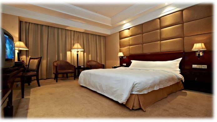 Single room (standard) Grand View Hotel