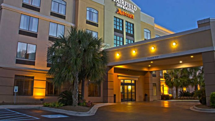 Buitenaanzicht Fairfield Inn & Suites Charleston Airport/Convention Center