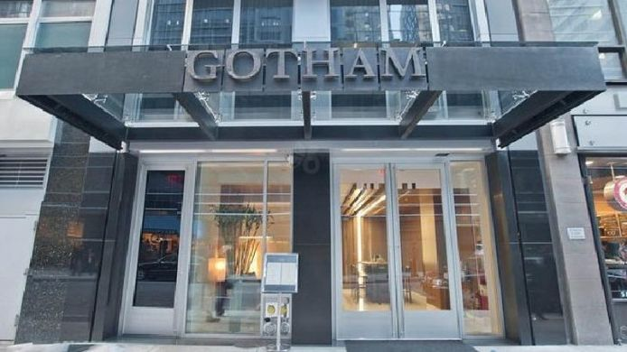 Exterior view THE GOTHAM HOTEL
