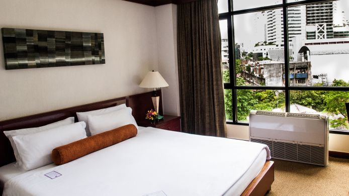 Double room (superior) City Lodge Soi 9