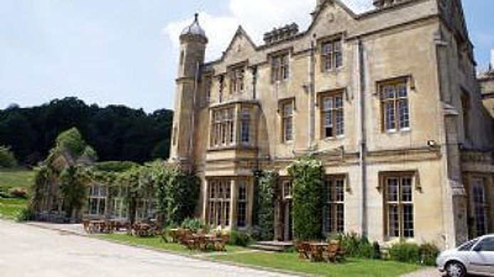 Exterior view Dumbleton Hall