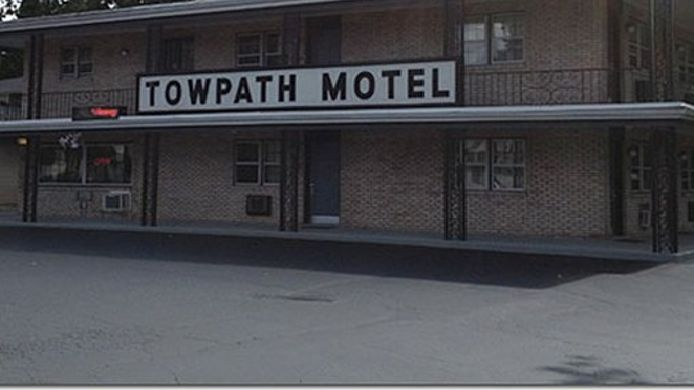 Exterior view TOWPATH MOTEL
