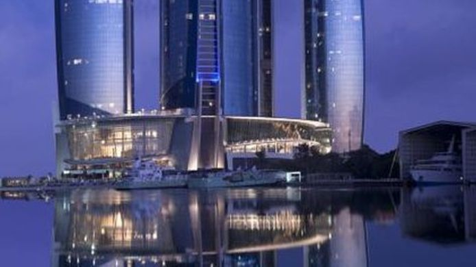 Buitenaanzicht JUMEIRAH AT ETIHAD TOWERS