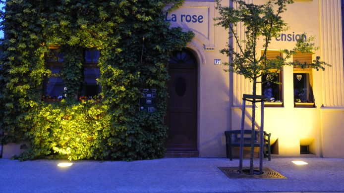 Picture Pension la rose