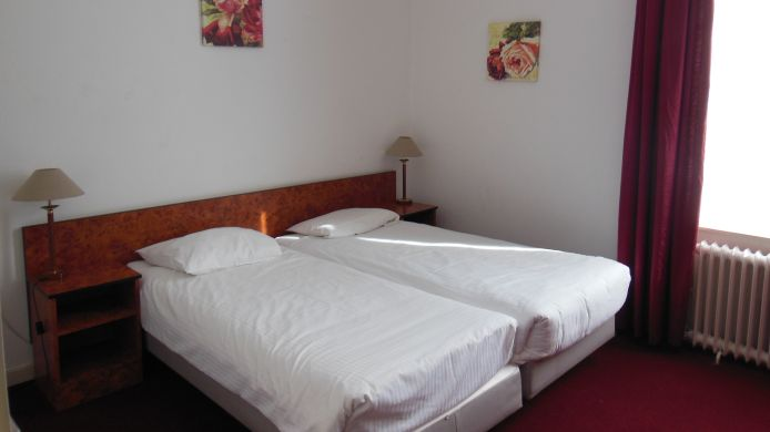 Budget double room Benno