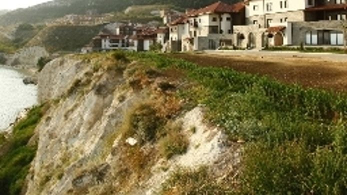 Vista esterna Thracian Cliffs Golf&Beach Resort