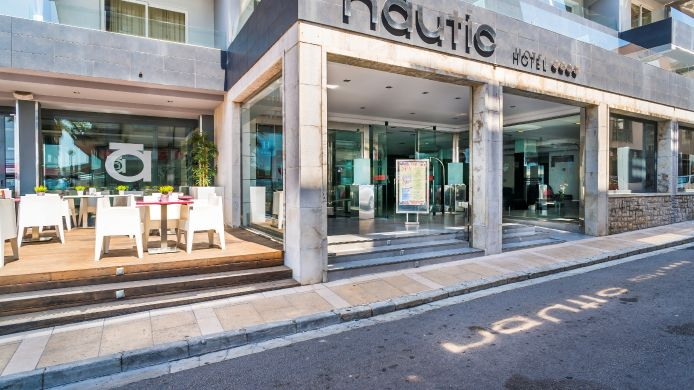 Exterior view Nautic Hotel & Spa