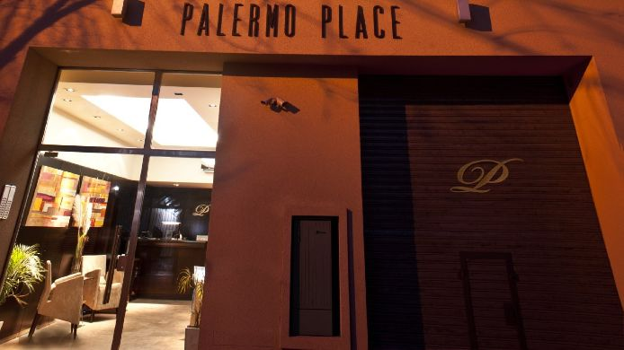 Exterior view PALERMO PLACE  BY P HOTELS