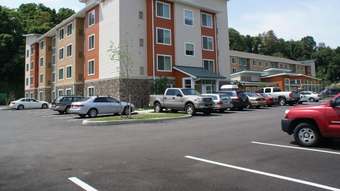 Exterior view Residence Inn Pittsburgh Monroeville/Wilkins Township