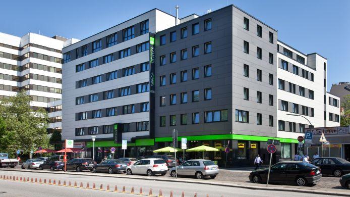 Novom Hotel Hamburg Zentrum