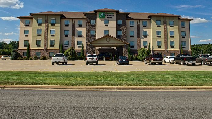 Exterior view Holiday Inn Express & Suites HEBER SPRINGS