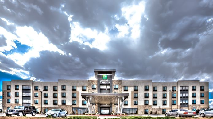 Exterior view Holiday Inn Express & Suites AMARILLO WEST