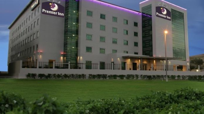 Exterior view PREMIER INN DUBAI INTERNATIONAL AIRPORT