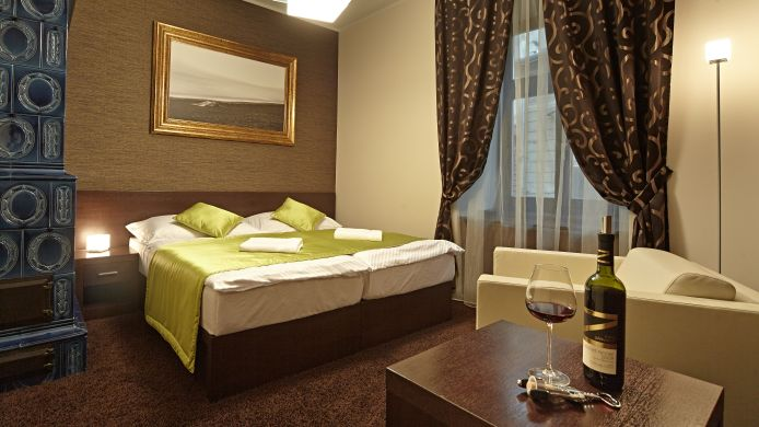 Triple room Boutique Hotel Chrysso****