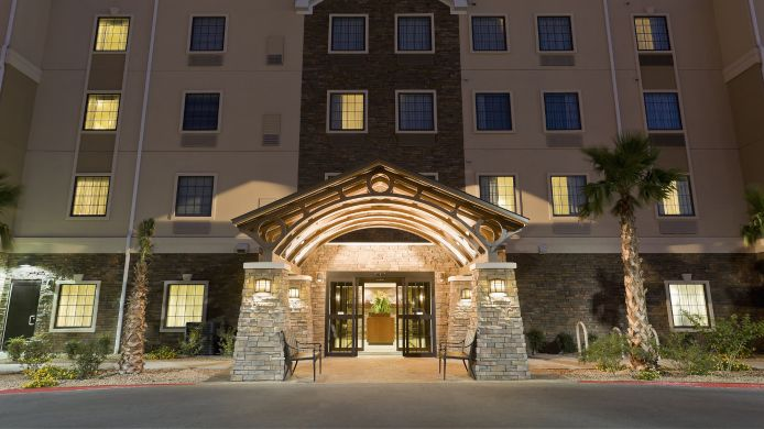 Exterior view Staybridge Suites EL PASO AIRPORT AREA
