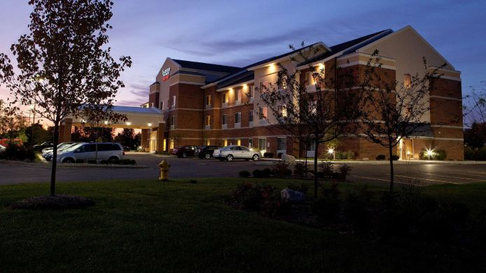 Buitenaanzicht Fairfield Inn & Suites Flint Fenton