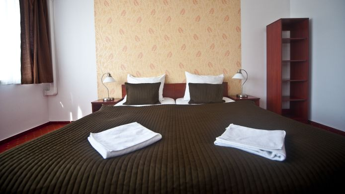 Double room (standard) Canada Budapest