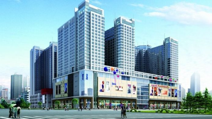 Exterior view WENEC BUSINESS HOTEL