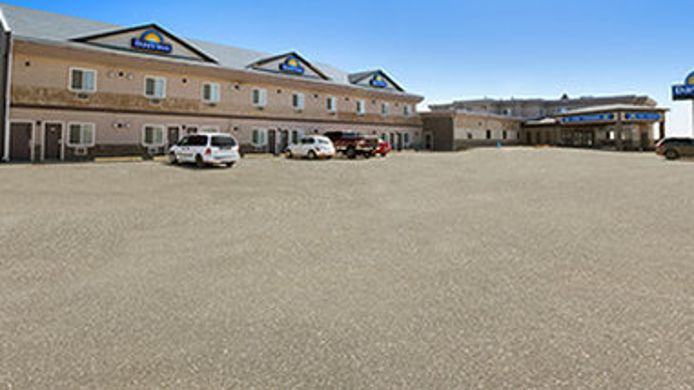 Exterior view DAYS INN