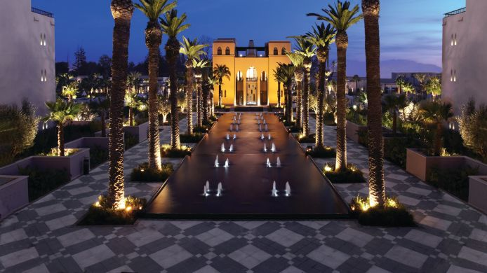 Exterior view FOUR SEASONS RESORT MARRAKECH