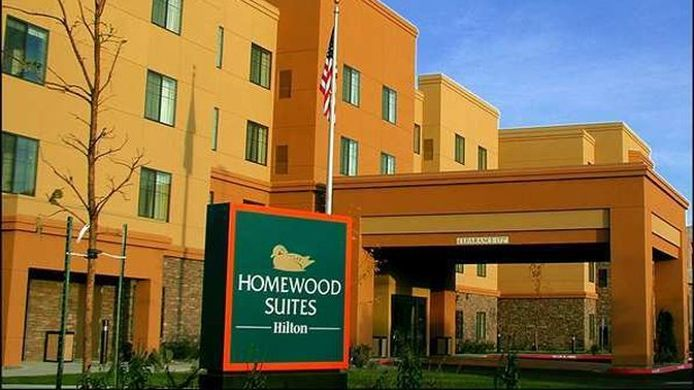 Exterior view Homewood Suites by Hilton Reno