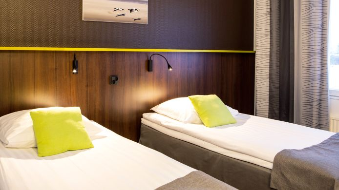 Double room (standard) Finlandia Hotel Airport Oulu