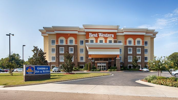 Exterior view BEST WESTERN PLUS GOODMAN INN