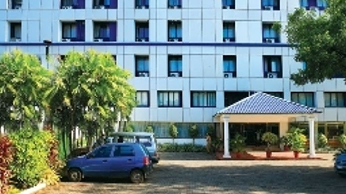 Exterior view The Capital Trivandrum