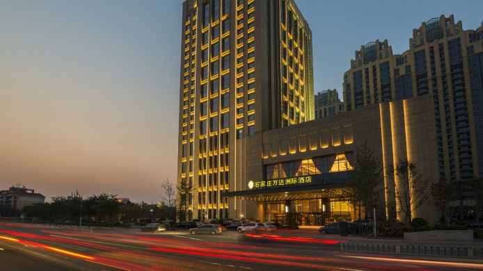 Exterior view InterContinental SHIJIAZHUANG