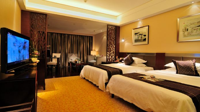 Room CRYSTAL HOTEL INTERNATIONAL