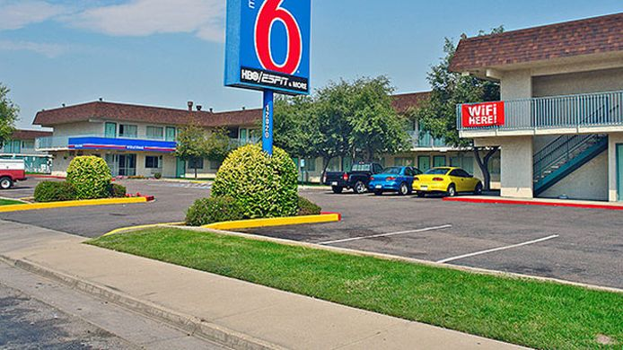 Exterior view MOTEL 6 DENVER - AIRPORT