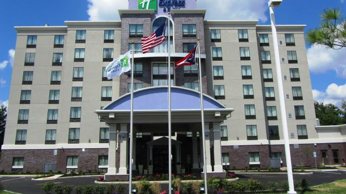 Exterior view Holiday Inn Express & Suites COLUMBUS - POLARIS PARKWAY