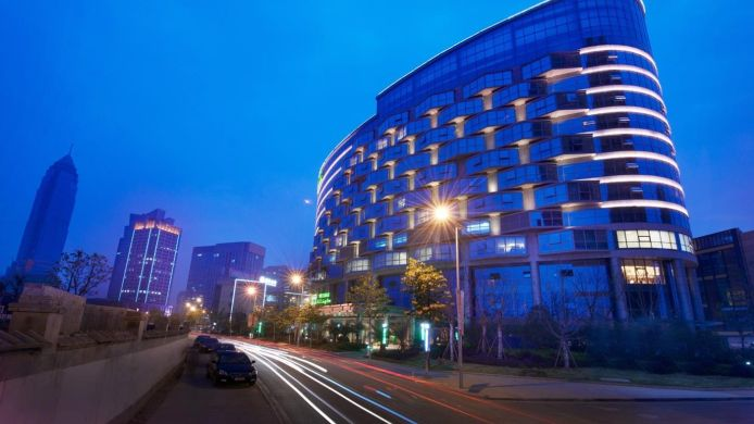 Exterior view Holiday Inn SHAOXING