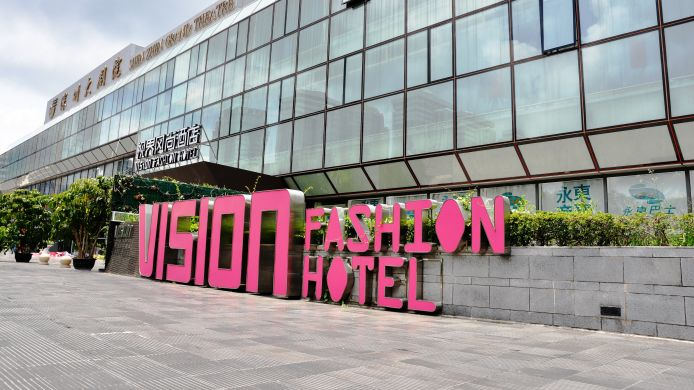 Exterior view Vision Fashion