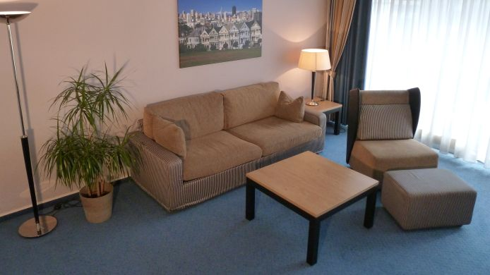 Appartement Essen City Suites