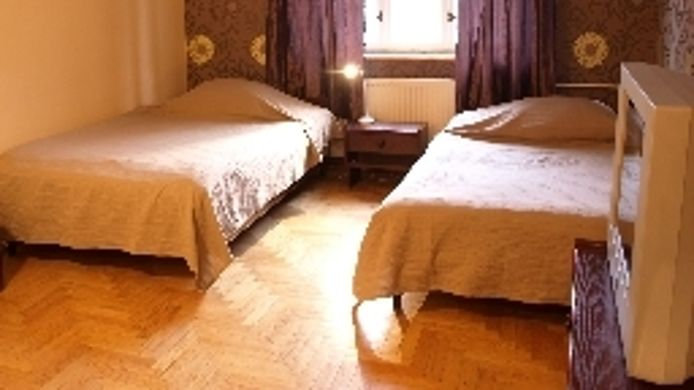 Double room (standard) Cracow Old Town Guest House