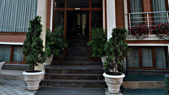 Exterior view Hotel Edirne Palace