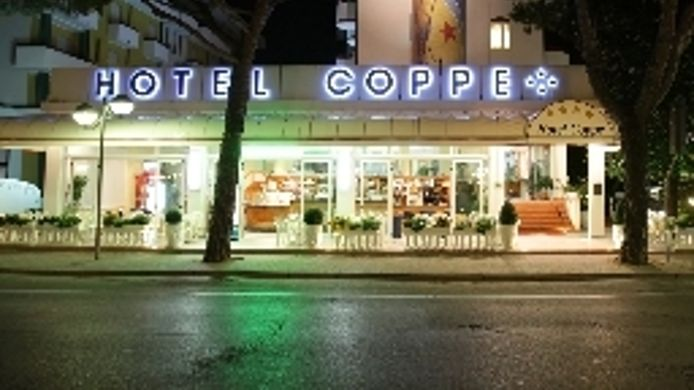 Exterior view Coppe