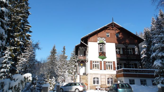 Exterior view Märchenland Pension