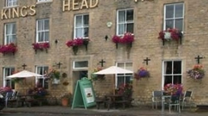 Exterior view Kings Head Good Night Inns
