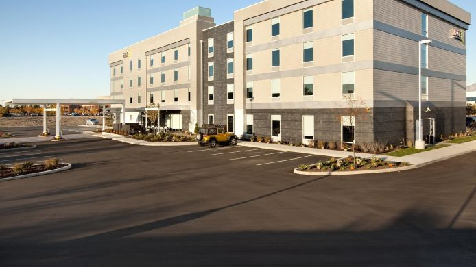 Exterior view Home2 Suites by Hilton Salt Lake City - West Valley City UT