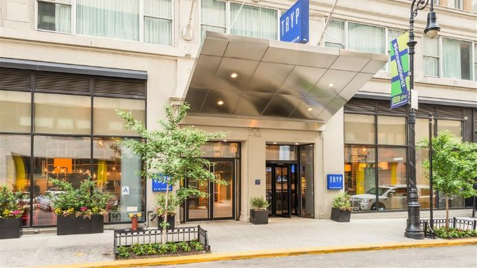 Exterior view TRYP BY WYNDHAM TIMES SQ SOUTH