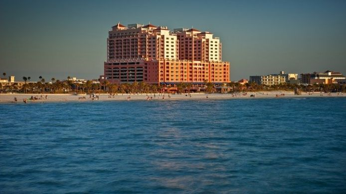 Buitenaanzicht Hyatt Regency Clearwater Beach Resort